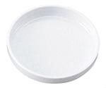 丸型えのぐ皿 1枚 11004