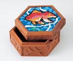 マルチ六角箱(プラモザイク付) 13521