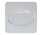 ガラス丸皿