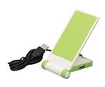 USBポート付モバイルホルダー