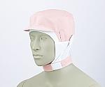 ショート頭巾帽子 ピンク エコ 9-1019