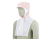頭巾帽子 ピンク エコ 9-1024