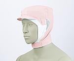 ショート頭巾帽子 ピンク エコ 9-1029