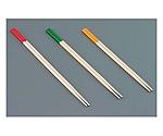 竹 カラー菜箸 3点セット(TNK印) 8370500