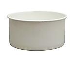 ホーロー 丸型洗い桶 30cm WA-P