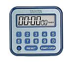 デジタルタイマー 100時間計 TD-375-BL ブルー