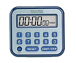 デジタルタイマー 100時間計 TD-375-BL ブルー 406000