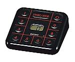 電子音タイマー 100分計 MT601X ブラック 3174610