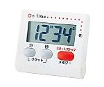 [取扱停止]デジタル式 タイマー 100分計 K-763(LED付き) 8153110