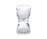 トルソーサンドグラス 1分計 ホワイト 014222 2907100