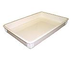 キャンブロ PPピザ生地ボックス 浅型 DB18263P(148) 4141400