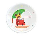 お子様食器 くまのがっこう 深皿 M-1305J 2477100