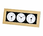 Livi Woody Thermo-Hygrometer 122 x 292 x 38mm 530G...  Others