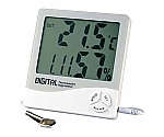 Digital Thermo-Hygrometer (With Timer, Alarm) TD-8130