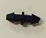 チューブコネクター クロ プラスチック 1096B101