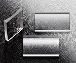 円筒面平凹レンズ(BK7 10×10mm~30×50mm)等
