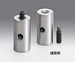 継ぎ足しロッド A152.4mm   RO-12.7-152.4UU