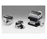 XY軸ラックピニオンステージ サイズ38×120mm TAR-381202UU