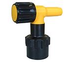 ワンタッチ給油栓コッくんPタイプφ40黄ブレーキ油仕様 MWC-40PY-BRAKE