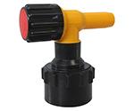 ワンタッチ給油栓コッくんPタイプφ50赤ブレーキ油仕様