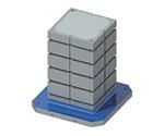 MCツーリングブロック(4面スタンダードタイプT溝仕様)等