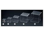 アクリル4面ボックス 透明