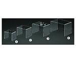 コの字型ディスプレー 透明