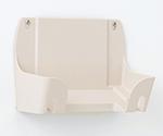 オオサキPPEホルダー ABS樹脂 取付ネジ付 1個入