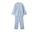 婦人介護フルオープンパジャマ 38515