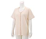 婦人3分袖吸汗速乾ホックシャツ ピーチ 38111シリーズ