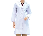 2530PO Women's examination clothing Single White S Size and others