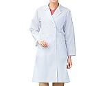 2531PO Women's examination clothing double White S Size and others