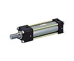 7MPa用複動形油圧シリンダ ニトリルゴムパッキン 軸方向フート形等