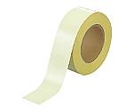 蓄光ユニテープ うすい黄緑 蛍光フィルム 50mm幅×20m 86322