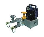 小型電動油圧ポンプ2連式 DD450AW2