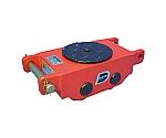 スピードローラー・スチール車輪 DSD10
