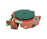 スピードローラ低床ボギー型ウレタン車輪