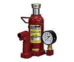 ゲージ付油圧ジャッキ 能力10t ED100PG75KM100