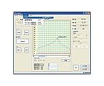 RS232Cモデル用グラフ作成ソフトウェア