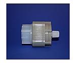 四層式フィルターホルダー・径47mmメンブレン用 注入口 404シリーズ等