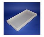"Polypropylene Tray Width 10"" x Depth 20"" x Height 1 - 5/8"""" 730-0525"