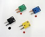 Miniature Plug for Thermocouple Sensor TC-J01