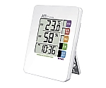 Thermo-Hygrometer with Heatstroke Warning Display MT-874