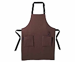 Men's apron CR043 Free Gray x Black and others