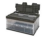 フタ一体型オリコン OC-75L 透明OD 等