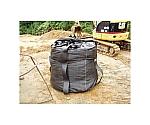 耐候性大型土のうブラック 100KT