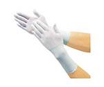 ナイロンインナー手袋ロング(10双入) L 等等