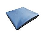ターポリンシート ブルー 1800X1800 0.35mm厚 等