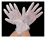 手袋(薄手・耐溶剤・ポリウレタン製/1双) 等