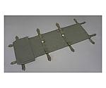 700x1950mm折畳式担架(布製・OD色)